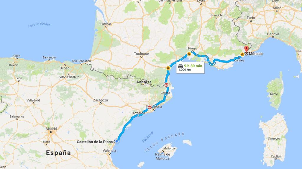 Ruta gastron mica por la costa francesa mediterr nea for Cocinando con sergio en la1